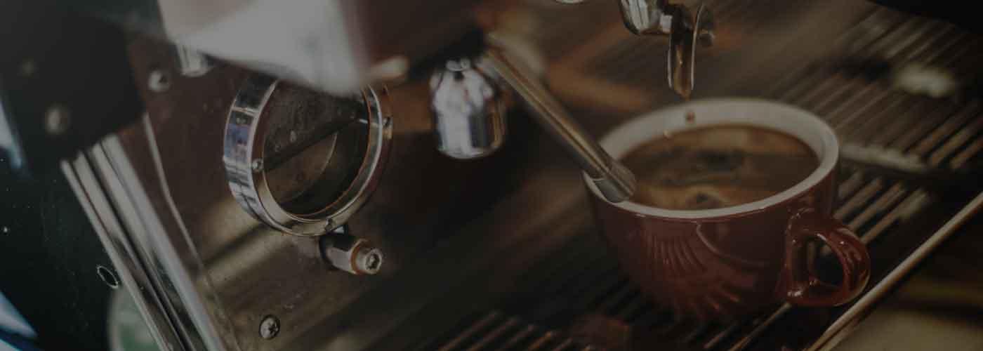 Kaffeemaschinen für den Gastrobereich