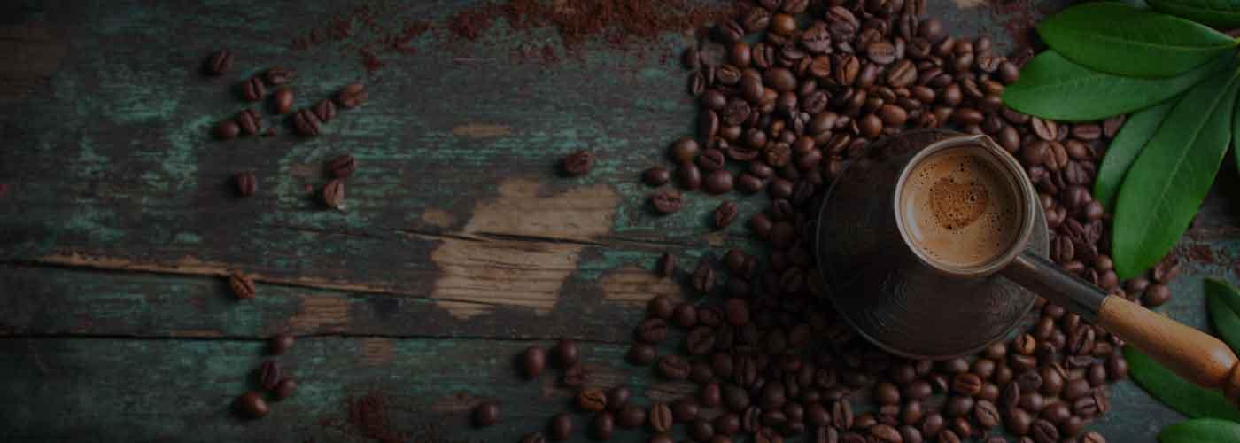 Exklusive & auserwählte Kaffeebohnen